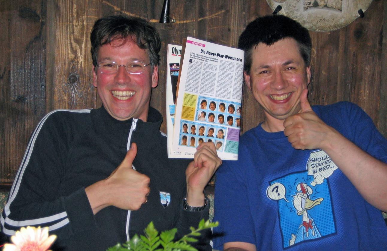 Anatol & Boris wie einst im Mai 2006